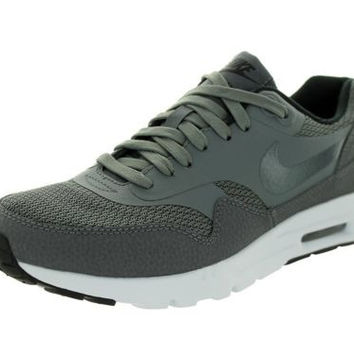 Nike Women's Air Max 1 Ultra Essentials Dark Grey/Drk Gry/Blk/Pr Pltnm Running S