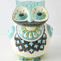 Anthropologie - Bubo Cookie Jar