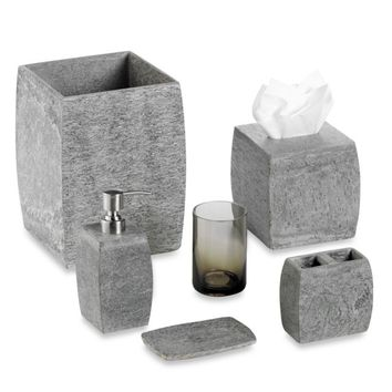 Kenneth Cole Reaction® Home Slate Bath Ensemble