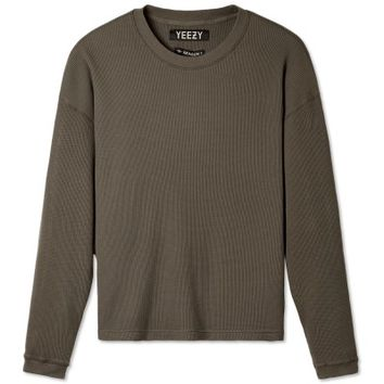 Yeezy Season 1 Long Sleeve Thermal Tee
