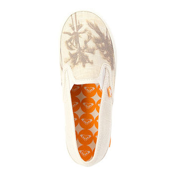 Roxy Redondo II Slip-On Sneaker | Women's - Cream