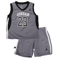 Jordan AJ 23 Jersey Mesh Set - Boys' Infant at Foot Locker