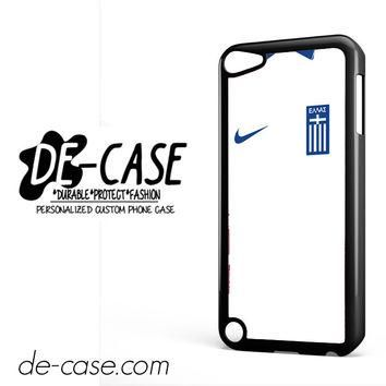 Greece Soccer Jersey For Ipod 5 Ipod Touch 5 Case Phone Case Gift Present YO