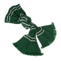Authentic Slytherin Scarf | Universal Orlando™