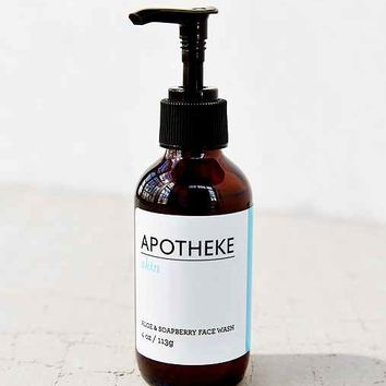 Apotheke Aloe Soapberry Face Wash