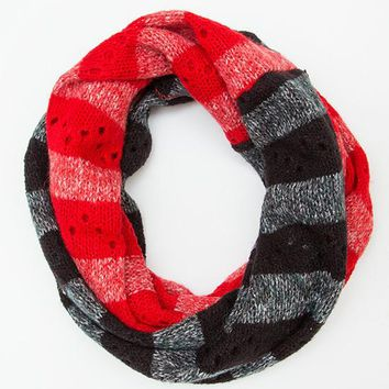 Wild Temper Infinity Scarf