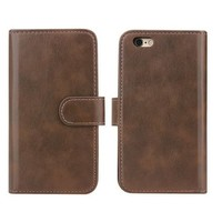 Magnetic Removable Leather iPhone 5/5s case