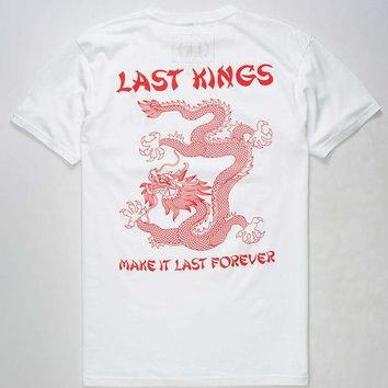 LAST KINGS Dragon Inn Mens T-Shirt