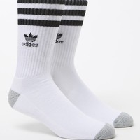 adidas Originals Roller Crew Socks - Mens Socks - White - One