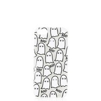 Boo Ghost iPhone 5 Case - Clear