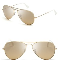 Ray-Ban Classic Aviator Sunglasses | Bloomingdale's