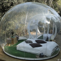*NEW* Room-Size Bubble Tent