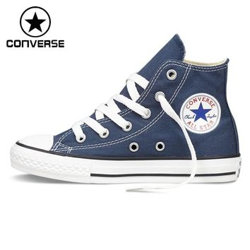 Original New Arrival Converse Classic Kids' Canvas Shoes High top Sneakser