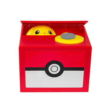Pokémon Pikachu Coin Bank - ThinkGeek Exclusive