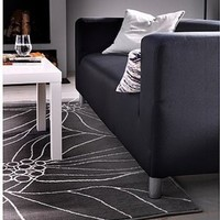 Amazon.com: IKEA GISLEV Area Rug Low Pile Modern Carpet: Home & Kitchen
