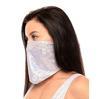 Glitz Triangle Face Bandanna Mask