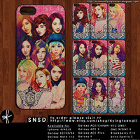 Girls Generation Illustration Collection (available in various devices)