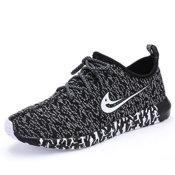 2017 Men Running Shoes Big Size Sport Sneakers Lightweight Athletic Gym Shoes Brand Sp