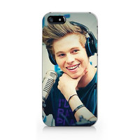 5 Seconds of summer,Hemmings from 5SOS  iPhone 5 5S case, iPhone 4 4S case, Free shipping M469