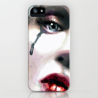 Taïa iPhone & iPod Case by Deniz Erçelebi