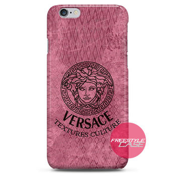 Versace Logo iPhone Case 3, 4, 5, 6 Cover
