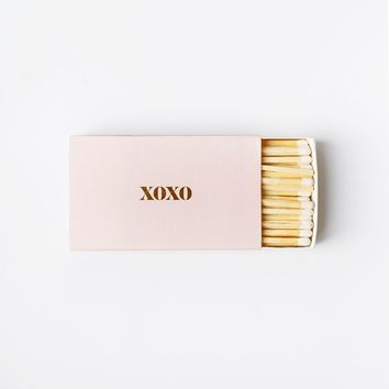 XOXO XL Statement Matches
