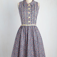 F is for Flora Dress