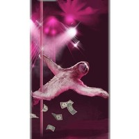 Stripper Sloth iPhone 5 & 5S Case