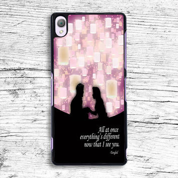the tangled quote Sony Xperia Case, iPhone 4s 5s 5c 6s Plus Cases, iPod Touch 4 5 6 case, samsung case, HTC case, LG case, Nexus case, iPad cases