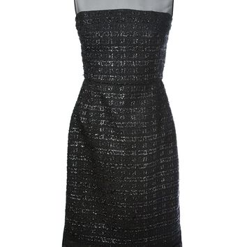 Erdem Tweed Dress
