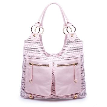 Dylan Perforated Tote