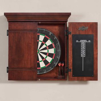 AMERICAN HERITAGE Luxury Athos Dart Board Set
