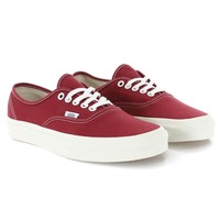 Baskets Vans Authentic Vintage Tibetan Red - LaBoutiqueOfficielle.com