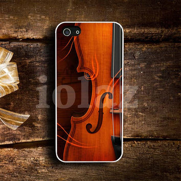 Violin Design mobile Phone case