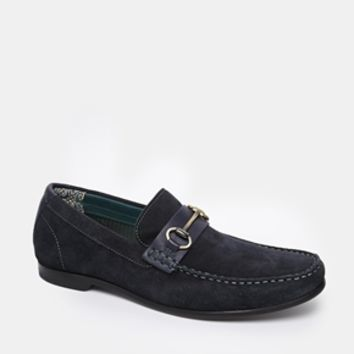 Ted Baker Driving Shoes - Blue