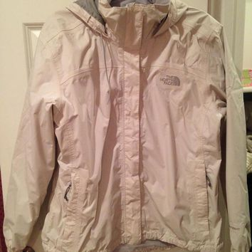 North Face White Shell (The North Face)