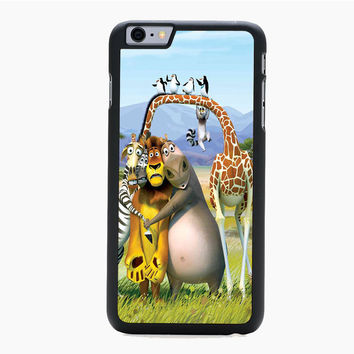 Madagascar Zoo For HTC One M7 M8 | M9 Case