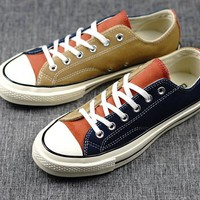 Best Deal Online Converse Chuck Taylor ALL STAR 1970s Low Top Canvas Flats Sneakers Sport Shoes