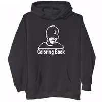 CHANCE THE RAPPER Casual Hip Hop Hooded Sweatshirts