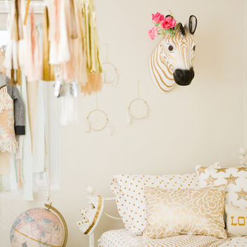 A Whimsical Girls Room Makeover with O My Darlings Blog - PBteen Blog