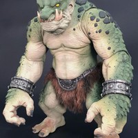 Mythic Legions: Deluxe Figure - Forest Troll