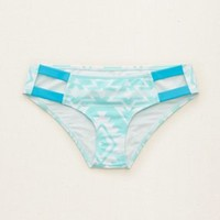 Holly Pushup Bikini Top , Blue | Aerie for American Eagle