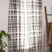 Magical Thinking Trikona Triangle Curtain