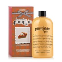 Philosophy Homemade Pumpkin Pie Shampoo, Shower Gel and Bubble Bath, 15 Ounce | AihaZone Store