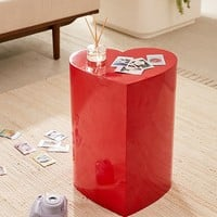 Heart Side Table | Urban Outfitters
