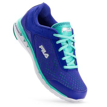 FILA Octave Energized Women's Cross-Training Shoes (Blue)