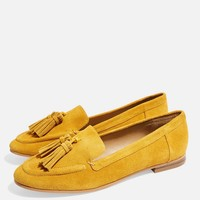 Lexi Suede Loafers | Topshop