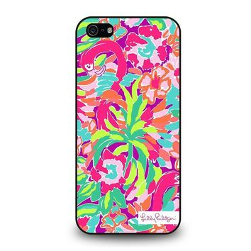 LILLY PULITZER SUMMER iPhone 5 / 5S / SE Case Cover