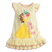 Belle Nightshirt for Girls | Disney Store
