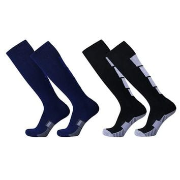 Compression Socks Men Leg Support Stretch Cotton Soft Compression Relief Socks calcetines de compresion hombre
